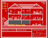 Evde Yangın